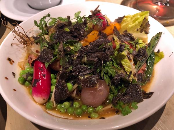 烤锅温野菜