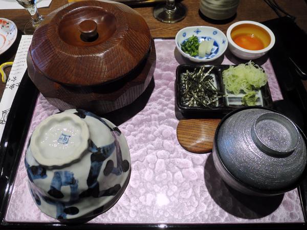 蒲燒鰻拌飯(上)套餐