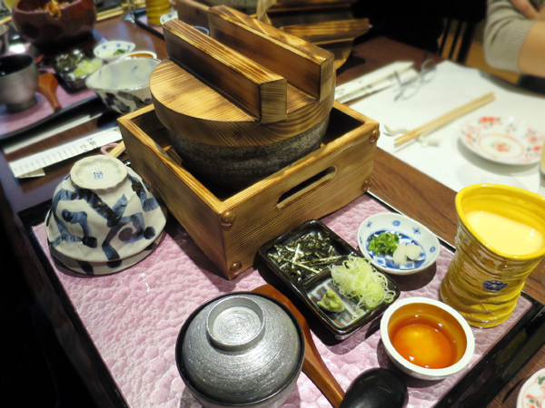 石鍋蒲燒鰻拌飯餐