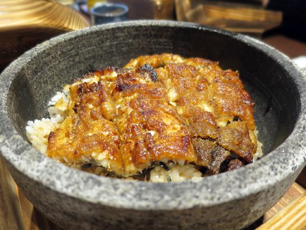 石鍋鰻拌飯