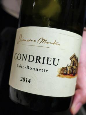 2014 Domaine Mouton Condrieu Cote Bonnette