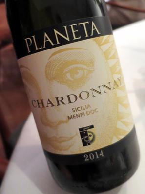 2014 Planeta Chardonnay