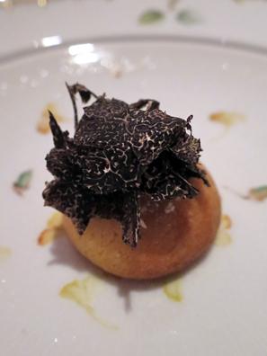 黑松露橄榄油小饼
