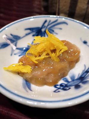 醃海參內臟