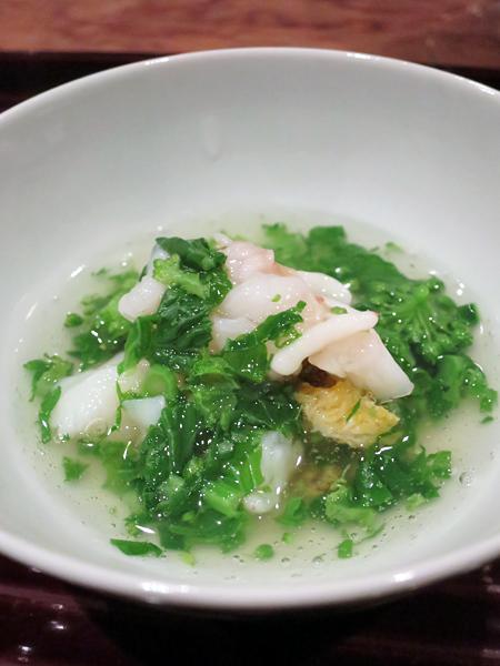 龍蝦與油菜花