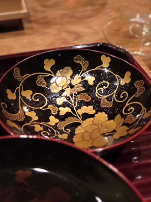 碗蓋花紋漂亮