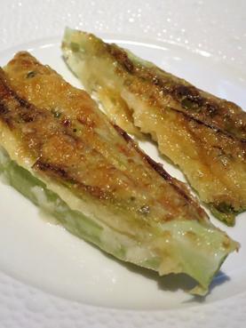 'Caesar Salad' Au Gratin