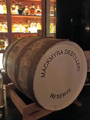 瑞典威士忌整桶