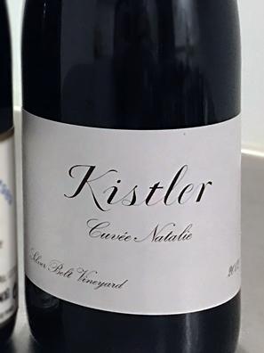 2012 Kistler Vineyards Cuvée Natalie Silver Belt Pinot Noir