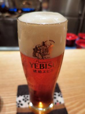 惠比壽琥珀啤酒