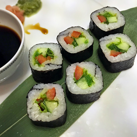 日式卷寿司
