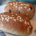 桂圓燕麥麵包
