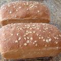 燕麥吐司麵包