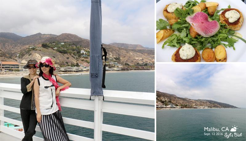 malibu,馬里布,加州,海岸,海邊,沙灘,碼頭,食記,旅行,遊記,美食,西餐,咖啡