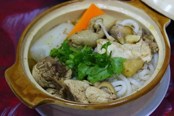砂鍋米苔目