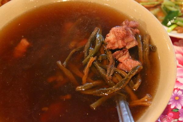豆干排骨湯