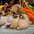 新竹火鍋北區美食【川銅日式鍋物】吃火鍋也吃日式創意料理.海鮮套餐從前菜到甜點.雜炊好吃到不行