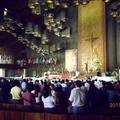 新建聖母教堂內部