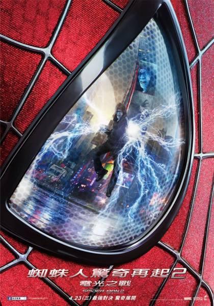 【風式影劇】:蜘蛛人驚奇再起2: 電光之戰