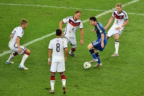 德國也區域盯防梅西