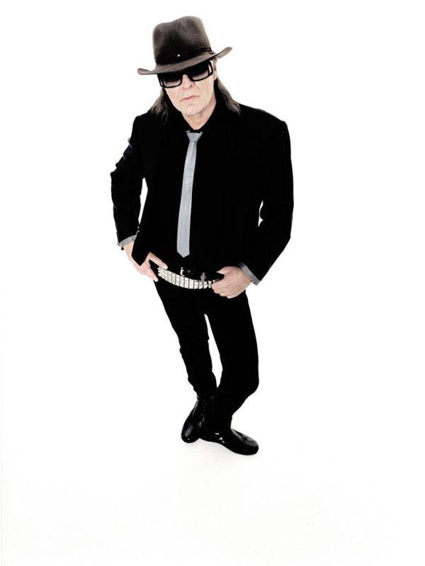 Udo Lindenberg 是東西德分裂時期第一位到東德演唱的西徳歌手
