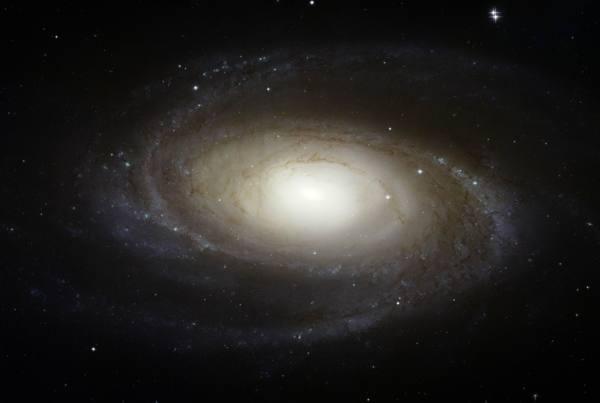宇宙形成示意圖
