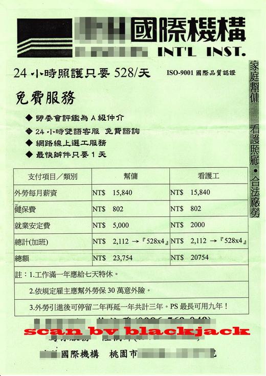 由一張綠色傳單看台灣之恥