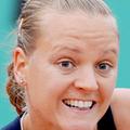 匈牙利網球選手 Agnes Szavay