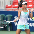 中華女網選手 張凱貞2010吉隆坡女單8強