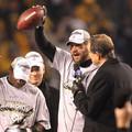 20110124鋼人四分衛 Roethlisberger 率領球隊奪下隊史9度美聯冠軍