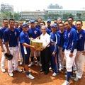 2011 日本亞洲青棒錦標賽 中華隊
