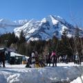 離家10分鐘的Sun Dance 滑雪場