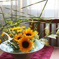 喜歡到內湖花市買花回來插 然後用相機記錄下來