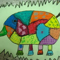 大象的七彩世界