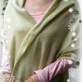 綠色披肩(不是手織)