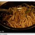 20090104韓國餐廳-木槿 -炸醬麵