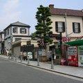 神戶-從對街看英國館、法國館