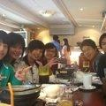 因為國小的同學→瑋婷的生日, 我們這群人就帶她去吃好料的!! 順便同學間的敘舊囉!!