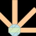 八角紙星星06