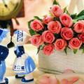在希臘神話中,玫瑰既是美神的化身,又溶進了愛神的鮮血,它集愛與美於一身,這在花的國度裏,可是相當幸運的了。可以說,在世界範圍內,玫瑰是用來表達愛情的通用語言。