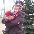 小總裁1歲5個多月了,變得比較成熟,像小大人嘍!