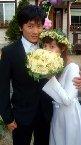 新娘是誰呀?像仙子一樣頭戴花環,純美!