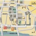 位於嘉義市立仁路/宣信街口,附近有2所幼稚園、2所國小、3所國中、4所高中、1所五專、1所大學,是學校密度最高的文教區。