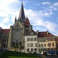 La Rotonde ( Beau Rivage Palace-Lausanne ) Jeudi 8 Mai 2008 dinner