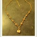 2010.05.13 今天才收到 是 S名牌水晶項鍊 款式我很喜歡 好開心