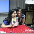 9月7日,參加神奇女超人如晞新書