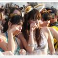 熱鬧活潑生動的踩街活動,我在台北中正紀念堂~
