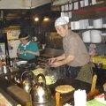 婉娟拍的照片 地點:第1天富山市的逛完居酒屋後,覓食-找到大阪燒店