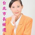 蕭淑華2010年台北市長候選人3號