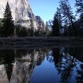 優勝美地國家公園, 加州 2008- 感恩節出遊